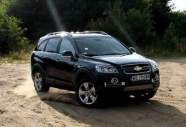 Test Chevroleta Captiva 2.0 VCDi