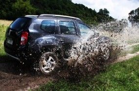 Test Dacii Duster 1.5 dCi