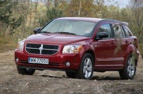 Test Dodge Caliber 2.0