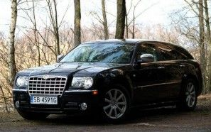 Test Chryslera 300C 3.0 CRD