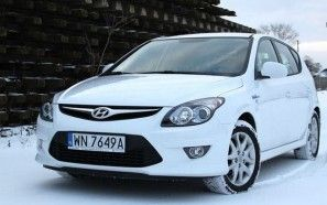 Test Hyundai i30 1.6 CVVT bluedrive