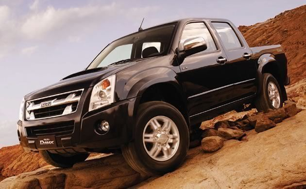Isuzu D-MAX 3.0 LS The Rock