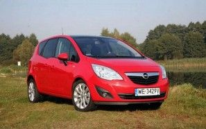 Opel Meriva 1.4 Turbo - test