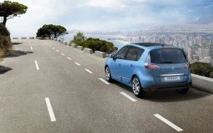 Renault Scenic - facelifting