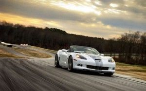 Chevrolet Corvette 427 Convertible Collector Edition 2013