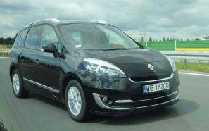 Renault Grand Scenic - test