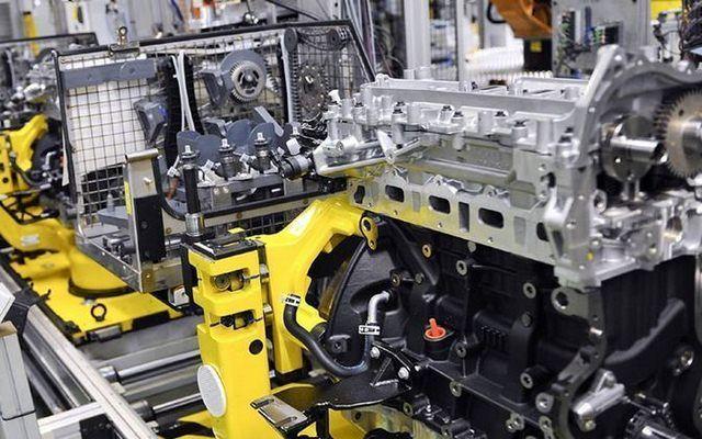 1.6 dCi Energy - linia produkcyjna Renault