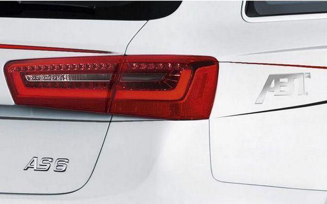 Audi ABT AS6 Avant