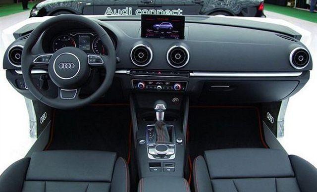 Nowe Audi A3 - wnętrze