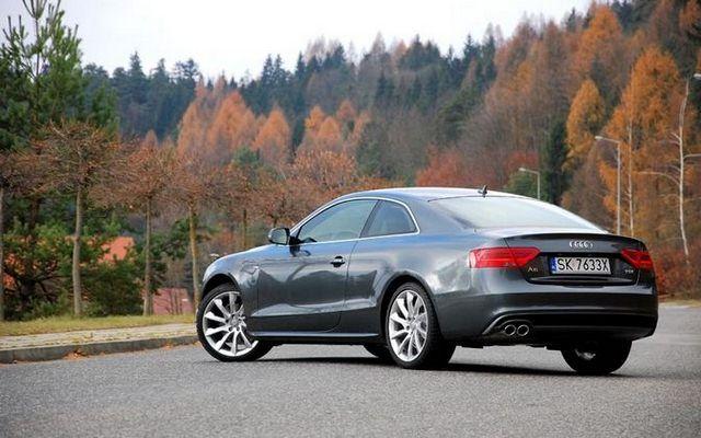 Audi A5 zdjęcia: (C) Mototarget.pl
