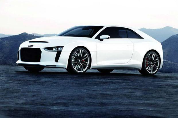 Audi Quattro 2013 - model koncepcyjny