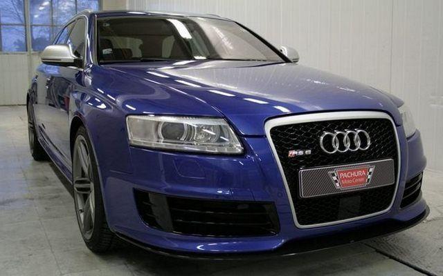 Audi RS6 730 KM