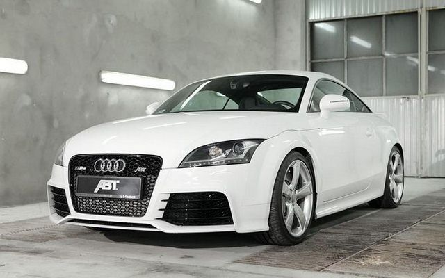Audi TT RS 486 KM