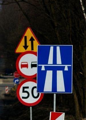autostrada A1 - 140 km/h