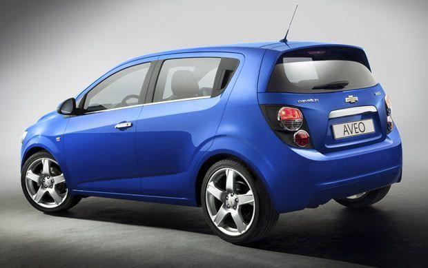 Chevrolet Aveo - hatchaback