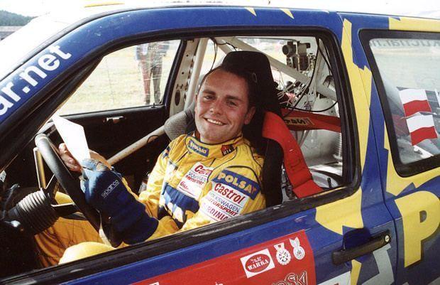 Tomasz Kuchar - Peugeot