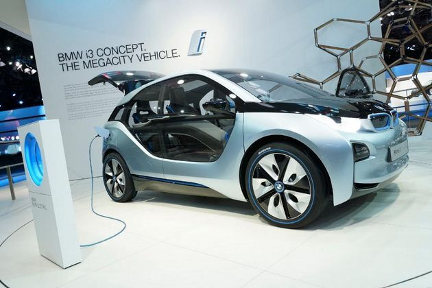 BMW i3-Frankfurt