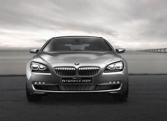 BMW seria 6 - coupe