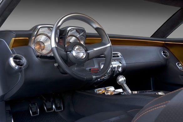 Chevrolet Camaro - wnętrze