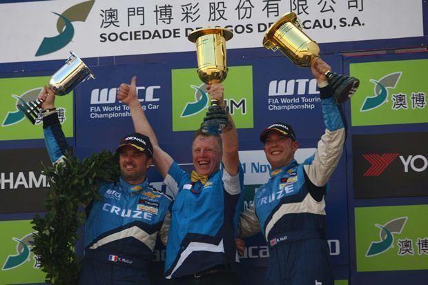 Chevrolet WTCC - mistrzostwo świata