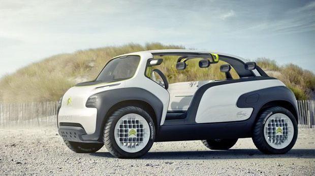 Citroen Lacoste - pojazd koncepcyjny