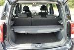Mitsubishi Colt - bagażnik