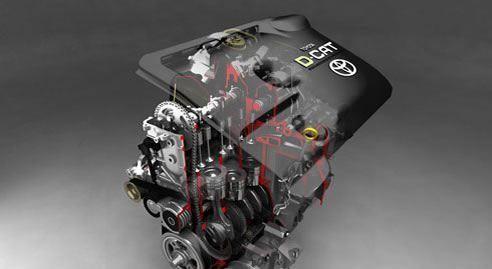 Silnik D4D