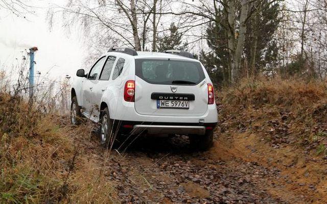 Dacia Duster 1.6 105 KM