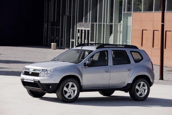 Dacia Duster - galeria