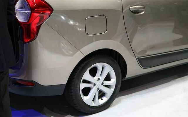 Dacia Logdy - felgi