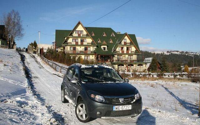 Dacia Sandero Stepway 1.5 dCi 90 KM