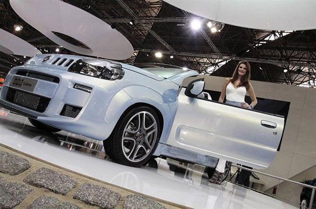 Fiat Uno Cabrio - model koncepcyjny