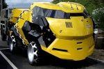 Sędzia Dredd - Taxi City Cab