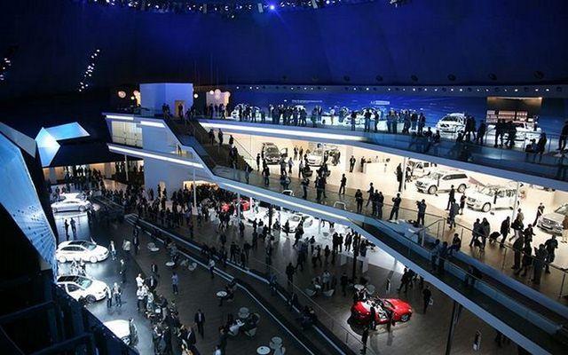 Frankfurt Motor Show IAA 2011