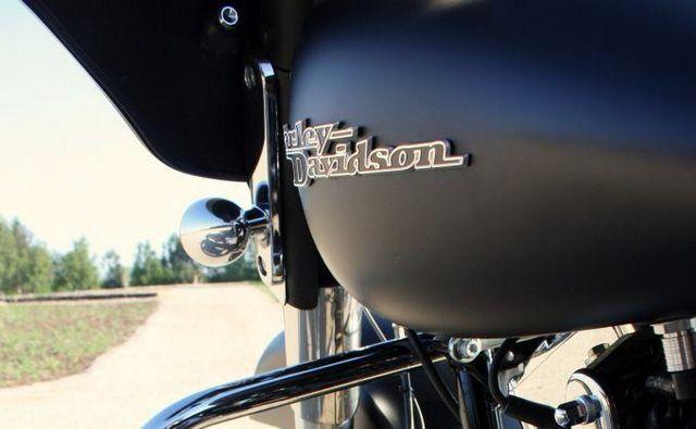 Harley–Davidson Street Glide 1.7