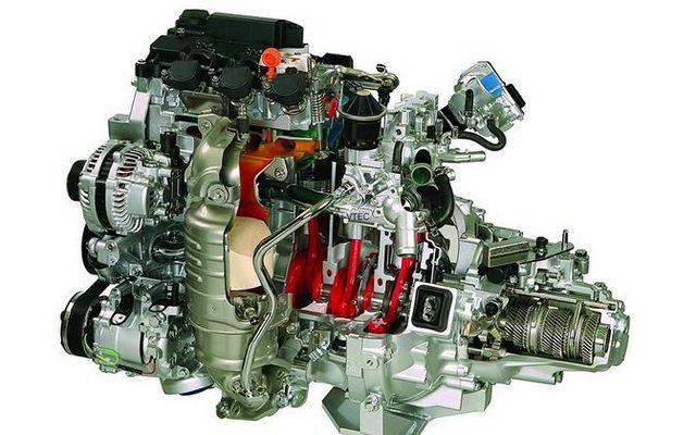Silnik 1.8 I-VTEC