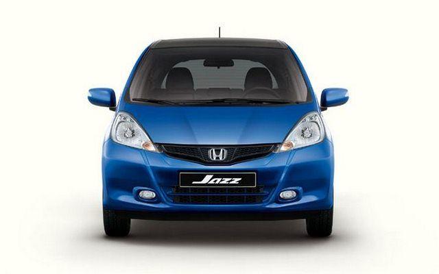 Honda Jazz - przód