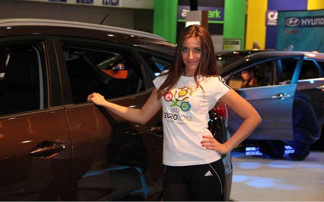 Hostessy Poznań Motor Show