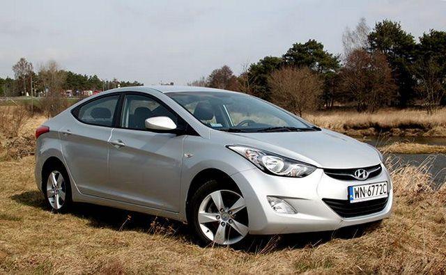 Hyundai Elantra 1.6 D-CVVT MPI
