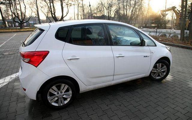 Hyundai ix20 1.6 CVVT 125 KM
