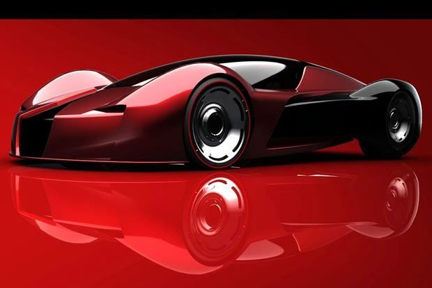 2020 Inceptor - futurystyczny pojazd