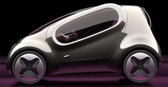 Kia Pop - koncepcyjny elektryczny pojazd
