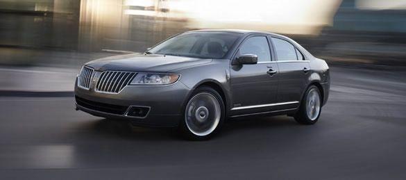 Lincoln MKZ z napędem hybrydowym