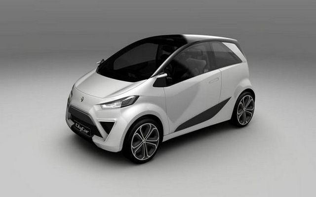 Lotus City Car
