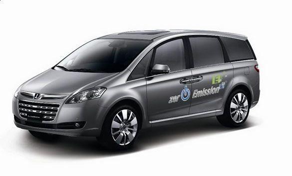 Mazda Luxgen7 MPV EV+