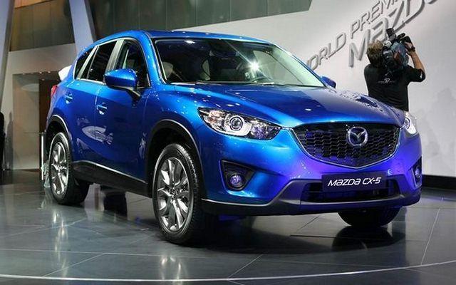 Mazda CX-5 - ceny
