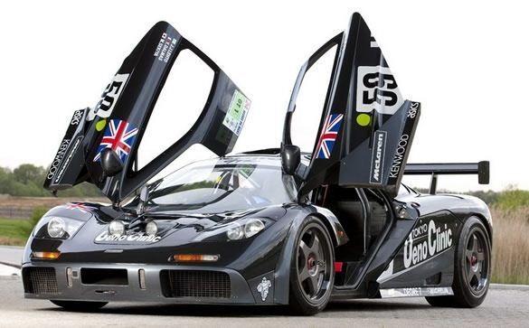 Mclaren F1 2012