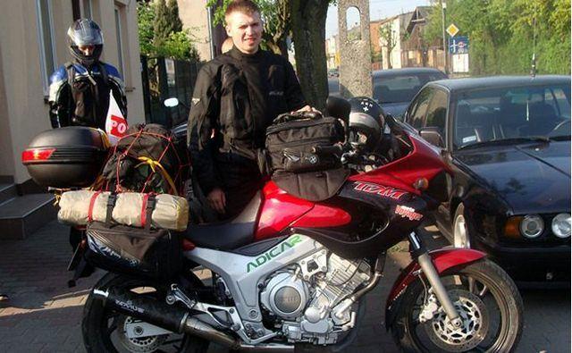 Moto Bałkany 2012 - wyjazd