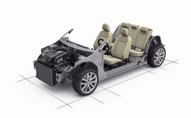 MQB - nowa platforma Volkswagena