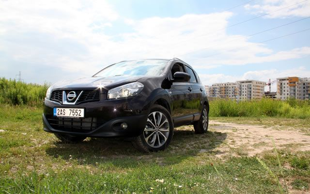 Nissan Qashqai 1.6 dCi 130 KM